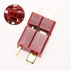Conector T-plug para baterias Lipo