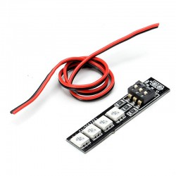 Diatone RGB LED Board 16V 4S RGB5050 7 colores
