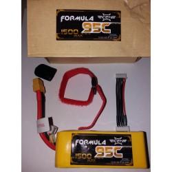 ACEHE 4S 14.8V 95-190C 1500MAH - FORMULA SERIES