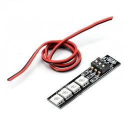 Diatone RGB LED Board 16V 4S RGB5050 7 colores