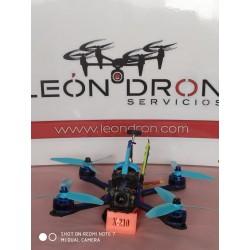 DRON FPV CARRERAS