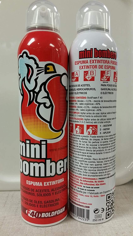 EXTINTOR MINIBOMBERO